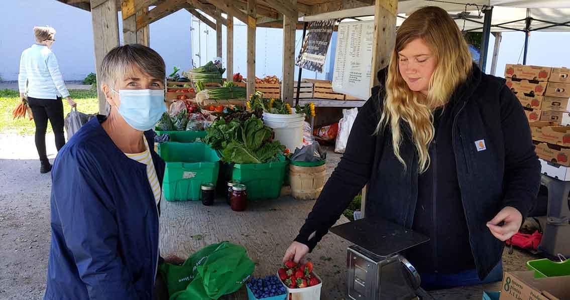 Annapolis-Produce